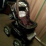 Продам срочно коляску-трансформер!. Фото 3.
