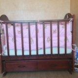 Детская кроватка. Фото 3. Комсомольск-на-Амуре.