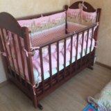 Детская кроватка. Фото 1. Комсомольск-на-Амуре.