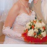 Свадебное платье. Фото 3. Староминская.