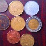 Монеты. Фото 1. Партизанск.