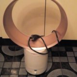 Вентилятор без лопастной новый без коробки . Фото 3.