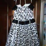 Нарядное красивое платье в отличном состоянии. Фото 2.