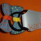 Новые резинки с бантиками кари. Фото 3. Омск.
