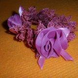 Новая резинка с розами и бисером. Фото 4. Омск.