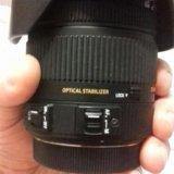 Объектив sigma 17-50 mm 2.8 на canon. Фото 2. Саранск.