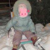 """Зимний костюм на 2-3 г. """"gnk"""" р. 24. Фото 4. Волгоград."""
