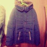 Зимняя тёплая   куртка. Фото 1.