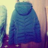 Зимняя тёплая   куртка. Фото 3.