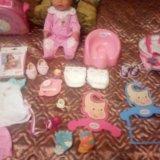 Кукла бэби борн. Фото 4.