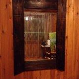 Старинное зеркало. настенное!. Фото 3. Малаховка.
