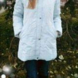 Теплый,стильный зимний пуховик. Фото 1. Воронеж.