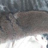 Мутоновая шубка с норкой. Фото 2. Саранск.