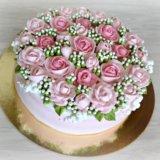 Свадебные торты. Фото 4.