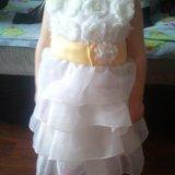 Платье нарядное. Фото 3. Тюмень.