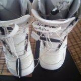 Ботинки для сноуборда. Фото 1. Уфа.