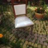 Новый стол обеденный со стульями. Фото 3.