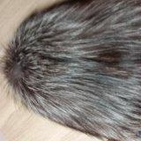 Шапка-парик из чернобурки. Фото 3. Химки.