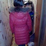 Палто  зимние fosb на девочку140р очень теплое. Фото 2. Санкт-Петербург.