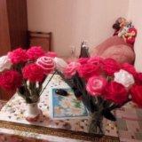 Цветы ручной работы. Фото 3.