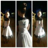Платье на девочку. Фото 2. Солнечногорск.