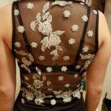 Вечернее коктейльное платье выпускной корпоратив. Фото 3. Москва.