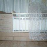 Кроватка + подарки. Фото 1.