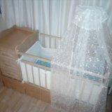 Кроватка + подарки. Фото 3.