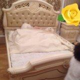 Итальянская спальная мебель из натурального дерева. Фото 1. Москва.