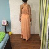 Платье massimo dutti новое с биркой размер 44-46. Фото 2. Москва.