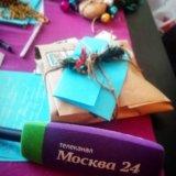 Подарки отдеда мороза на новый год. Фото 4. Москва.