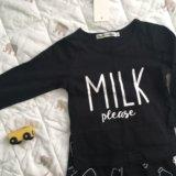 Новый комплект  milk 18-24. Фото 2.