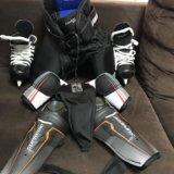 Хоккейная форма. Фото 4.