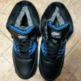 Зимние кроссовки nike air max. Фото 3.
