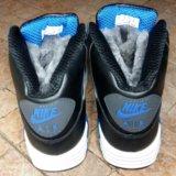 Зимние кроссовки nike air max. Фото 4.