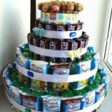 Торт на день рожденье в сад. Фото 2. Хабаровск.