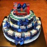 Торт на день рожденье в сад. Фото 3. Хабаровск.