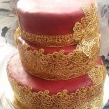 Торт многоярусный на заказ. Фото 3.