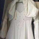 Свадебное плать. Фото 3.