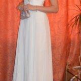 Вечерне-свадебное платье. Фото 3. Брянск.