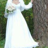 Свадебное плать. Фото 4.