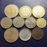 Монеты турции. Фото 1.
