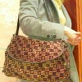 Новая сумка (sisley). Фото 1. Москва.