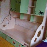 Кровать с антрисолями. Фото 3. Химки.