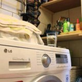 Подключение стиральных машин. Фото 1.