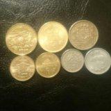 Набор монет непала. Фото 1.