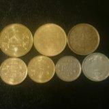 Набор монет непала. Фото 2.