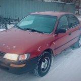 Toyota corolla 1996 г. механика. Фото 4. Хабаровск.
