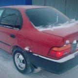 Toyota corolla 1996 г. механика. Фото 3. Хабаровск.