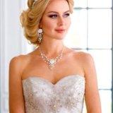 В прокат для фотосессии  новое свадебное платье. Фото 3. Москва.